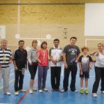 Coaching Camp: Bedford, England (2014)