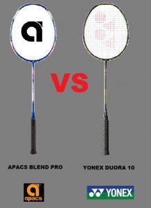 Blend Pro vs Duora 10