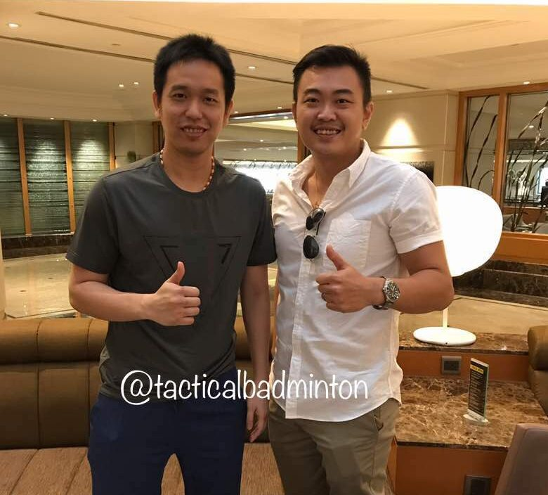 Exclusive Interview: Hendra Setiawan