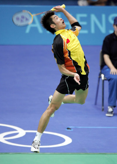 5 Facts You Didn't Know About Lin Dan.